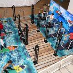 Surf Sensation 5D / Virtual Surf, l'expérience virtuelle